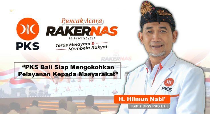 PKS Bali Siap Mengokohkan Pelayanan Kepada Masyarakat